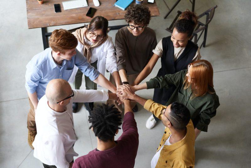 Team Coaching Zusammenhalt Team Workshops Teambuilding